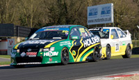 Quaife Motorsport News Saloon & Cannons Tin Top