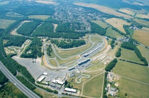 Brands Hatch Aerial Photo