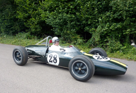 Famous Lotus 18/21 to have starring role at festival