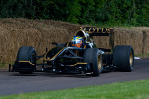 Lotus Motorsport lineup confirmed