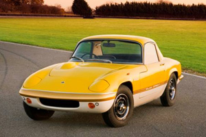 Golden grace: 50 years of the Elan