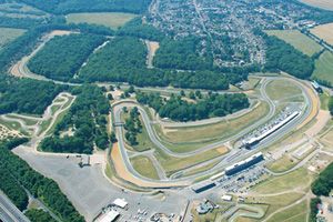 Lotus owners given chance to lap Brands Hatch