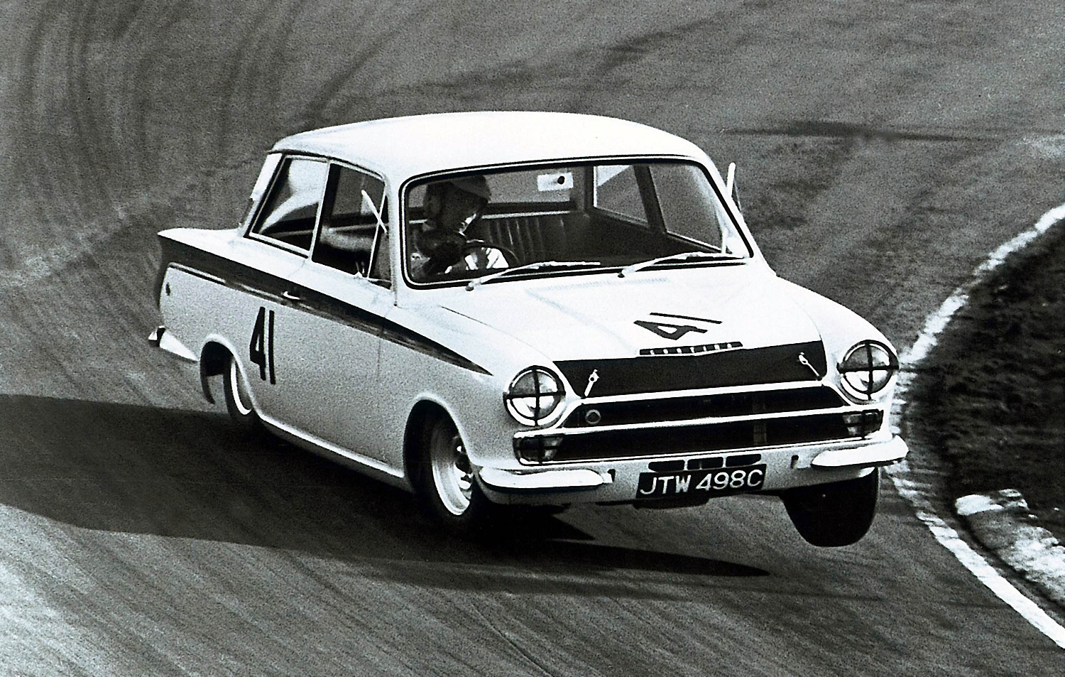 Cortina race to celebrate legendary car's half century at Brands Hatch Lotus Festival