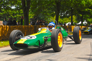 Jim Clark's Lotus 25 to appear