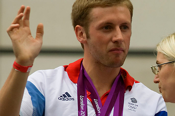 6 times Olympic Gold winner Jason Kenny to race at Brands Hatch