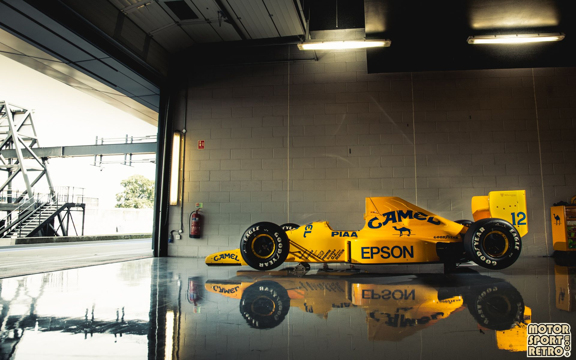 Lotus Type 101 confirmed for track F1 display