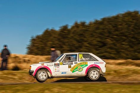 LotusBits Rally Sunbeams confirmed for 2017